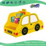 Новый дизайн деревянных школ книг дисплей полки для детей (HG-4107)