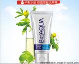 L'acné de traitement de l'acné de Bioaqua marque la crème faciale 100g d'épierreuse de déplacement