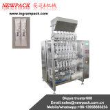 Máquina de empacotamento vertical pequena de Vffs do selo automático da suficiência do formulário