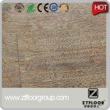 Pavimentazione dell'interno del vinile del PVC di struttura di legno per la decorazione domestica