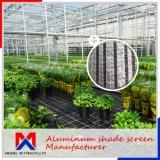 Breedte 1m~4m het BinnenScherm van de Schaduw van het Klimaat voor de Temperatuur van de Controle van de Landbouw