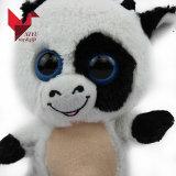 Jouets mignons neufs de peluche de peluche de vache pour des cadeaux de transport gratuit d'enfants
