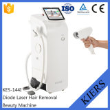 De pijnloze Machine van de Verwijdering van het Haar van de Laser van de Discant met Medisch Ce