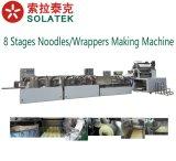 8 fases de máquina de fazer Wrapper Automático (SK-8430) /Dumpling máquina de fazer do envolvedor/massa tornando a máquina/Manakish fazendo a máquina/máquina de fazer pão pita