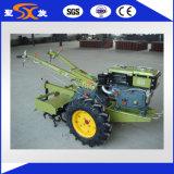 Prix le plus bas 20HP 2marcher le tracteur avec timon de roue