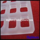 Ge Matériel de la plaque de verre de quartz silice fondue