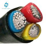 des niedrigen Rauch-0.6/1kv freies Kabel Halogen-Kupfer-des Leiter-XLPE