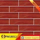Telha de assoalho de madeira rústica da porcelana do material de construção 800X150mm (GP18003)