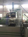 ペレタイジングを施す二重段階の繊維のプラスチック機械をリサイクルする