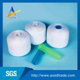 Altos hilados de polyester hechos girar el 100% de la tenacidad para el hilo de coser