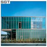 vidro Tempered da tira baixo E da segurança de construção do edifício de 4mm
