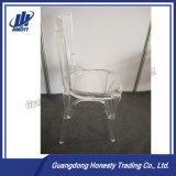 Transparenter Acrylstuhl der Bistro-1000#, Stab-Stuhl