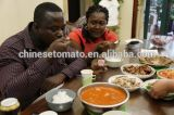 アフリカへの熱いSell Canned Aseptic Tomato Paste