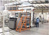 Neuer Technologie ABS PMMA Plastikblatt-Strangpresßling, der Maschine herstellt