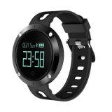 0.95インチのブレスレットIP68は血圧の心拍数のモニタのスマートな腕時計を防水する