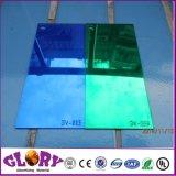 Лист зеркала PMMA акриловый для высекать лазера и украшения стены