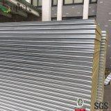 Pannello a sandwich d'acciaio di colore ENV dell'isolamento termico per tetto