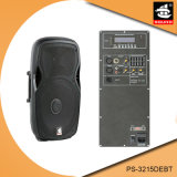 15 Spreker pS-3215debt van Bluetooth EQ van de FM van de AMPÈRE USB BR van de duim de PRO350W Digitale Plastic Actieve