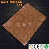 304 Emboosed лист из нержавеющей стали для дома