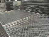 PVC покрыл/горячая окунутая гальванизированная загородка звена цепи
