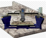 鋸引きの花こう岩のタイルのための自動石造り橋打抜き機