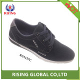 China marca OEM Flat hombres transpirable zapatos casual Denim