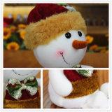 Noël bon marché de décor à la maison de Tableau ornemente le jouet de peluche