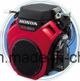 lames de l'engine 8 de 24HP Honda Gx690 pilotant sur la machine de truelle de pouvoir