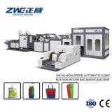 Saco não tecido da caixa que faz a máquina de Zhengwei Companhia