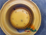 판매를 위한 이용된 본래 일본 건축 기계 Komatsu Wa470 바퀴 로더