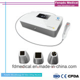 Ce approuvé Antirides Microneedle Thermagic Machine RF fractionnel