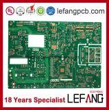 LCD Displayer 메인 보드 PCB 회로판 플랜트