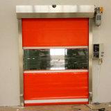 Hochgeschwindigkeitstür-Walzen-Tür-industrielle Walzen-Tür Belüftung-Tür