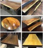 Bois de bouleau populaire des meubles en bois solide /Table à manger
