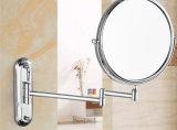 Miroir cosmétique de agrandissement fixé au mur de salle de bains de miroir rasant le miroir 8 pouces