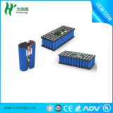 Pas Batterij van het Pak 48V 15ah LiFePO4 van het Lithium de Ionen voor Elektrische Fiets aan