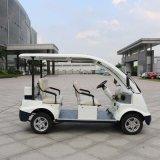 Automobile elettrica di crociera di Marshell 4 Seater per fare un giro delle attrazioni (DN-4P)