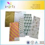 Metallisches Seidenpapier