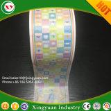 Imprime transpirable de la película PE de materias primas de pañales para adultos