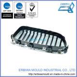 Faser-Art-Kühler-Ineinander greifen-Gitter mit Chrom für BMW E60