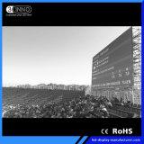 P10mm Ratio de contraste élevé pleine couleur écran LED de plein air Location