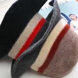 Heiße Verkaufs-Wolle-Wannen-Hut-Winter-Schutzkappe