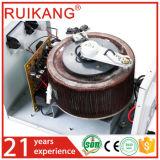 type régulateur de tension du moteur 2000va servo d'étalage de mètre