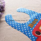 Estilo de diversos produtos para bebé personalizados Aventais de silicone de Vazamento do bebé