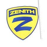 La lettre Z Fer personnalisé sur l'uniforme militaire de la broderie de correctifs