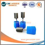 E, F, G, H Machine-outil rotatif de carbure de tungstène de bavures