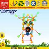 As crianças de inteligência de brinquedos educativos 3D Puzzle Casa bricolage Toy