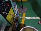 Máquina de calefacción de alta frecuencia de inducción de IGBT para apagar la placa