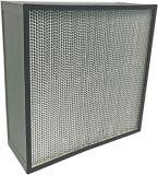 Гальванизированный воздушный фильтр стальной рамки HEPA