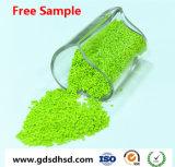 Grüne Farbe Masterbatch für geworfenen werfenden CPP Polypropylen-Film